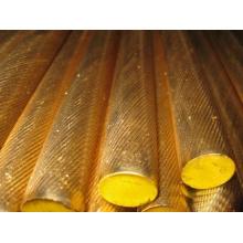 Barre de cuivre B187 C1221 certifiée de qualité