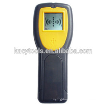 electronic depth stud finder and AC wire warning