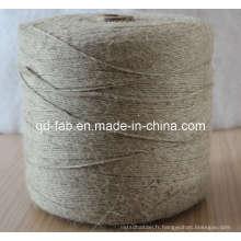 Fils de chanvre plus épais pour la fabrication de cordes (HY-0.33)