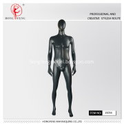electroplating and painting mix style man mannequin