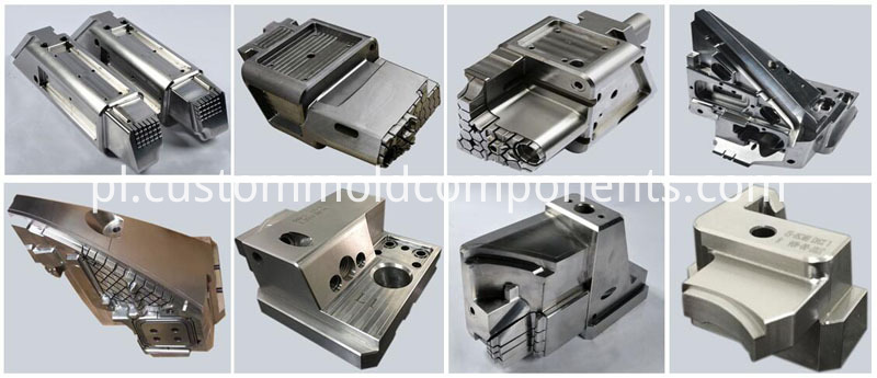 Plastic Injection Mould Components