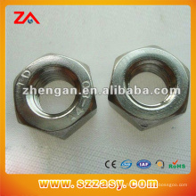Écrou hexagonal fabriqué en Chine
