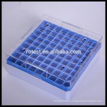Congélateur cryogénique PC 81 puits