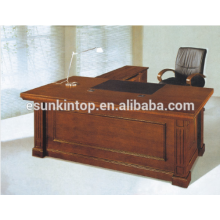 Executive office furniture suites, Office desk furniture design (AH20)