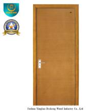 Porta de madeira composta sólida estilo moderno (ds-090)