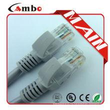 Китай производитель Высококачественный кабель utp ethernet 50ft