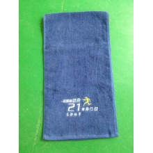 100%Cotton White Sports Towel
