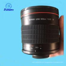 REFLEX 500mm Lente Espelho F8 Para Sony Alpha