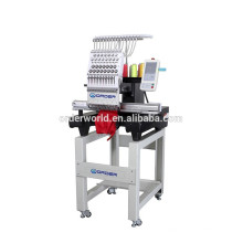 Single Head Automatic Embroidery Machines Series for Embroidery on Clothes and Caps
