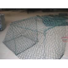 Gabion Mesh Box für River Project