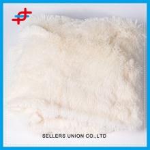 Polyester Microfiber PV Plush Blanket Fake Fur Blankets