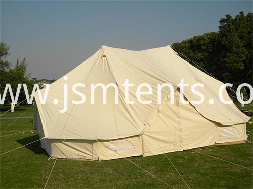 Classic Glamping Bell Tents