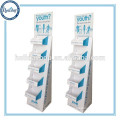 outdoor advertising cosmetic tube stands cardboard box display