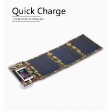 Tragbares Sonnenkollektor-Ladegerät 15W für Auto-Boots-Motor