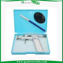Getbetterlife oído Piercing pistola Kit eléctrico de la galjanoplastia Piercing pistola hierro cosméticos perforación del oído pistola para perforación de