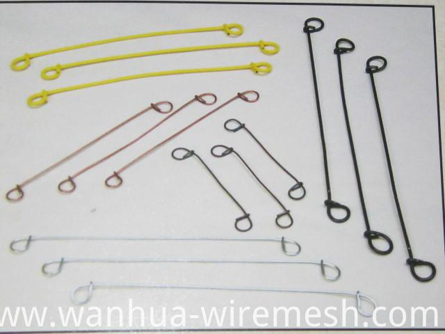 Double Loop Wire Ties (1)