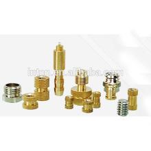 fabricación de encargo de alta precisión CNC torno de piezas de torneado