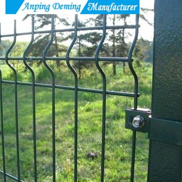 Free sample for for Triangle Bending Fence PVC coated metal 72 inch field fence export to Guinea Importers