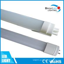 Pie del tubo UL18W 4 de 1200m m T8 LED para el reemplazo fluorescente 18W