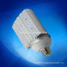 L'éclairage de rue de qualité supérieure lumen e40 a conduit des ampoules 54W