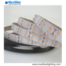 SMD2835 144LEDs / M Doble hilera de luz LED