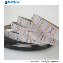 SMD2835 144LEDs / M Fita de tira LED de duas filas