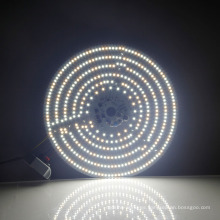 Colorable smd 2835 Módulo redondo de 40W CA LED