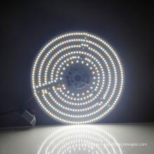 Färbbares smd 2835 rundes 40W AC LED-Modul