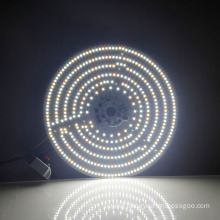 Colorable smd 2835 Round 40W AC LED Module