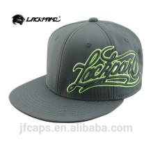 gorra snapback personalizada de 6 paneles de moda / sombrero