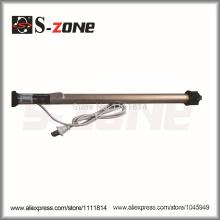 tubular motor for roller blind mechanism with ac motor