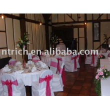 100%polyester chair covers,hotel chair covers,chair ties/sashes