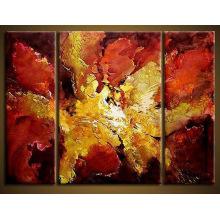 Peinture à l'huile abstraite à la mode moderne