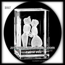 cristal de bodas D357