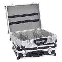 Metal Aluminum Tool Storage Suitcase