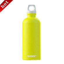 Botella de agua del deporte insignia de encargo