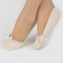New product  princess cute invisible socks lace low cut boat socks women