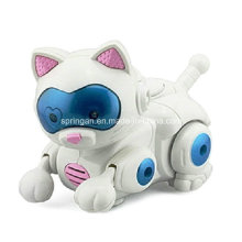 Cat Robot Moving Plastic Toys
