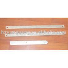 La línea eléctrica del brazo cruzado que cabe los accesorios de las líneas aéreas aditamento galvanizado en caliente de la placa del poste de la potencia del apoyo de la placa que cabe