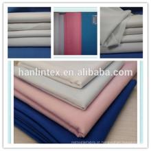 T / C 80/20 45 * 45 96 * 72 T / C poplin tingido bolso tecido de revestimento de tecido