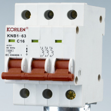63A ميني قواطع دوائر 240V / 415V Best Switch