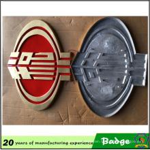 Custom Design Sew on Tax Emblem