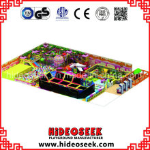 Indoor Solution Soft Play Eqiupment for Recreation Center