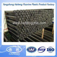 Black PA6 Rod Nylon Bar with Self-Lubrication