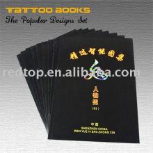 ¡Compra caliente! Novedad de suministro de tatuaje profesional Flash Book