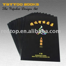 Achat chaud! Novelty Supply Professional Tattoo Flash Book