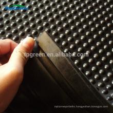 best price bubble patterned cow horse rubber mat
