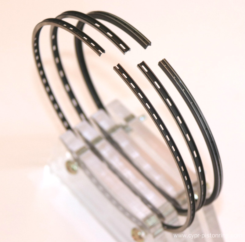 High performance oil ring