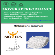 Strong Steroid: Methenolone Enanthate