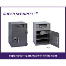 Stockage sécurisé pour les coffres-forts de dépôt de trésorerie quotidiens (SFD2820)